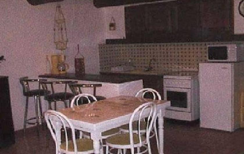 Location de vacances - Appartement à Rustrel