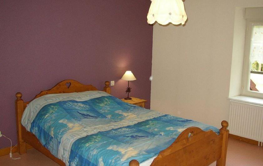 Location de vacances - Appartement à Les Planches-prés-Arbois - Chambre 1