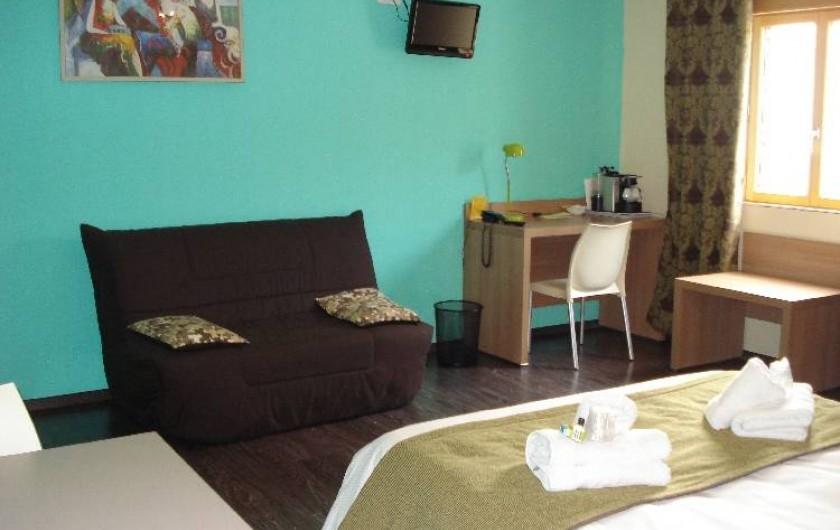 Location de vacances - Hôtel - Auberge à Mairieux - Chambre familiale