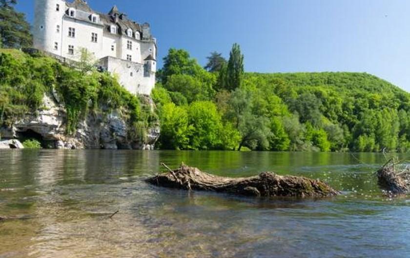 Location de vacances - Maison - Villa à Lacave - A 500 m  Château de la Treyne   © Lot Tourisme C. Novello