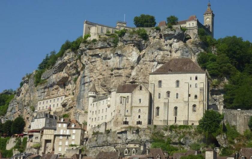 Location de vacances - Maison - Villa à Lacave - A 16 km Rocamadour   © Lot Tourisme - E. Ruffat