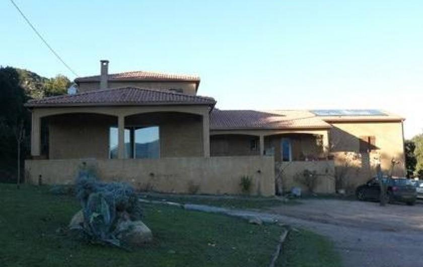 Location de vacances - Studio à Piedigriggio