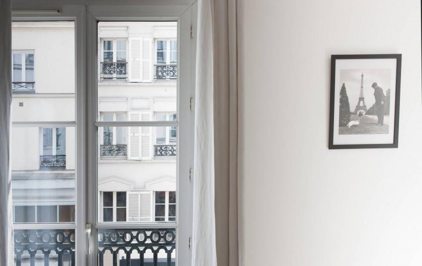 Location de vacances - Studio à 14e Arrondissement - La vue sur l'extérieur