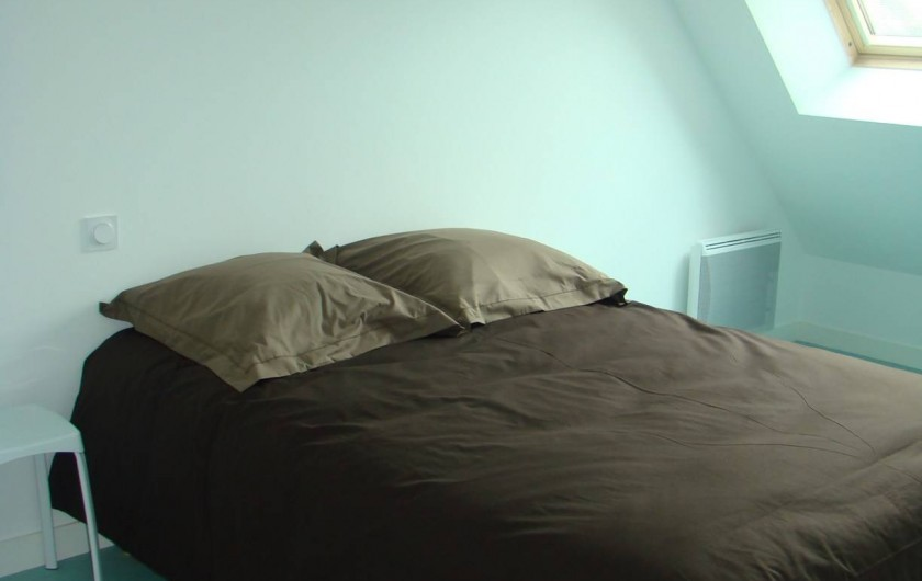 Location de vacances - Appartement à Vannes - Chambre 'Est'