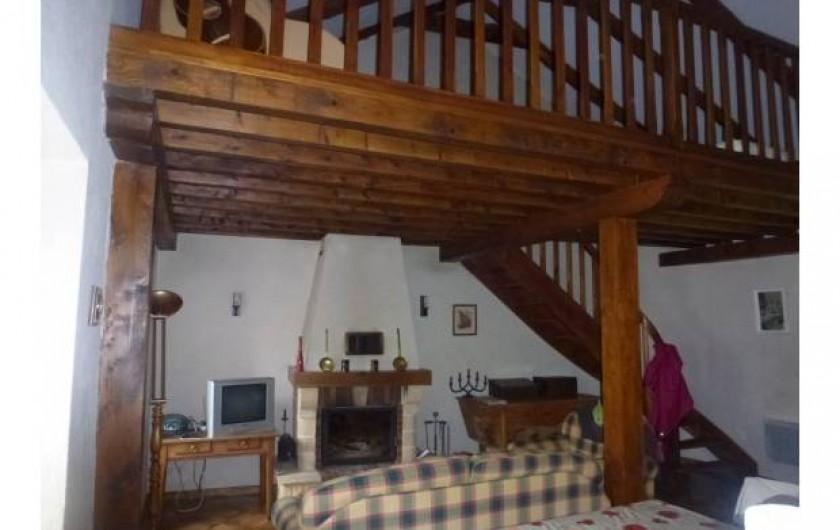 Location de vacances - Maison - Villa à Saint-Étienne-Lardeyrol