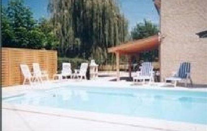 Location de vacances - Maison - Villa à Saint-Julien-de-Lampon