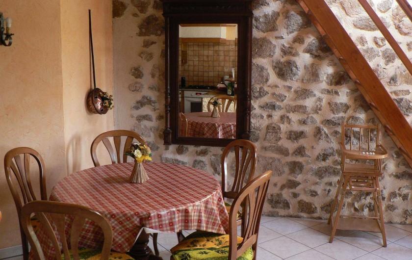Location de vacances - Gîte à Saint-Victor-Malescours
