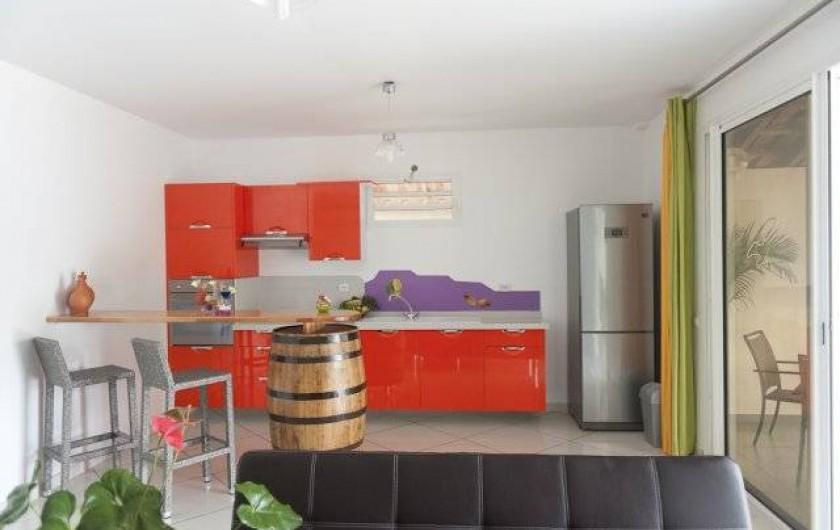 Location de vacances - Appartement à Le Vauclin