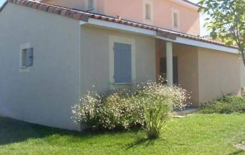 Location de vacances - Villa à Fabrègues