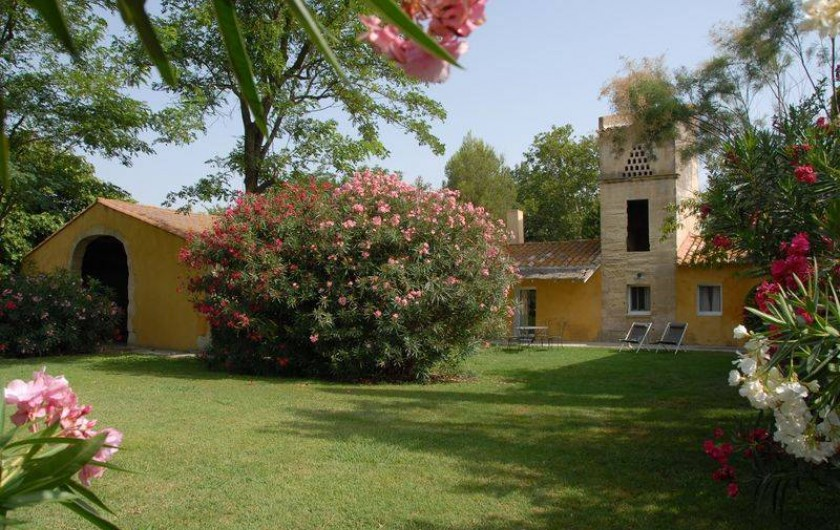 Location de vacances - Appartement à Arles