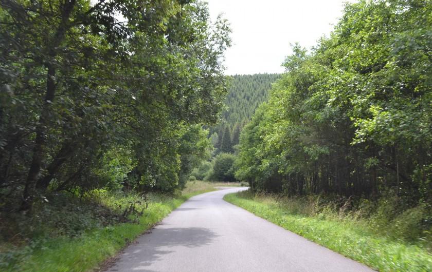 Location de vacances - Chambre d'hôtes à Fauvillers - Vers la forêt d'Anlier  dans le parc naturel de la haute Sûre