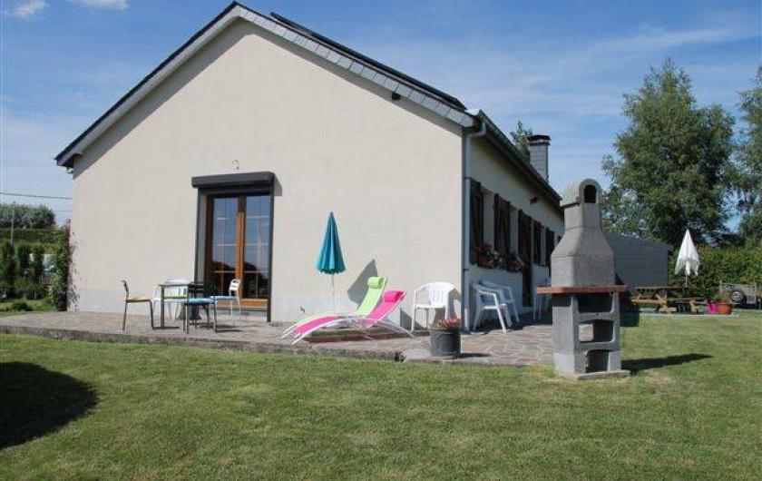Location de vacances - Chambre d'hôtes à Fauvillers