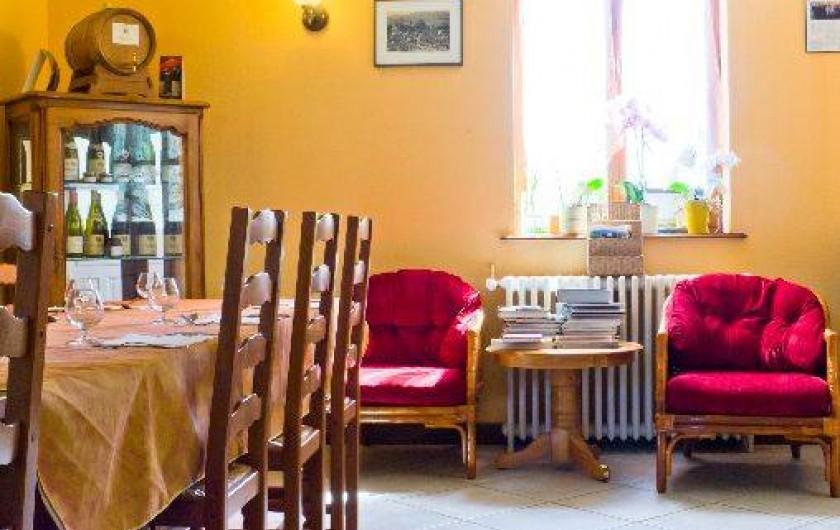 Location de vacances - Chambre d'hôtes à Villers-la-Faye