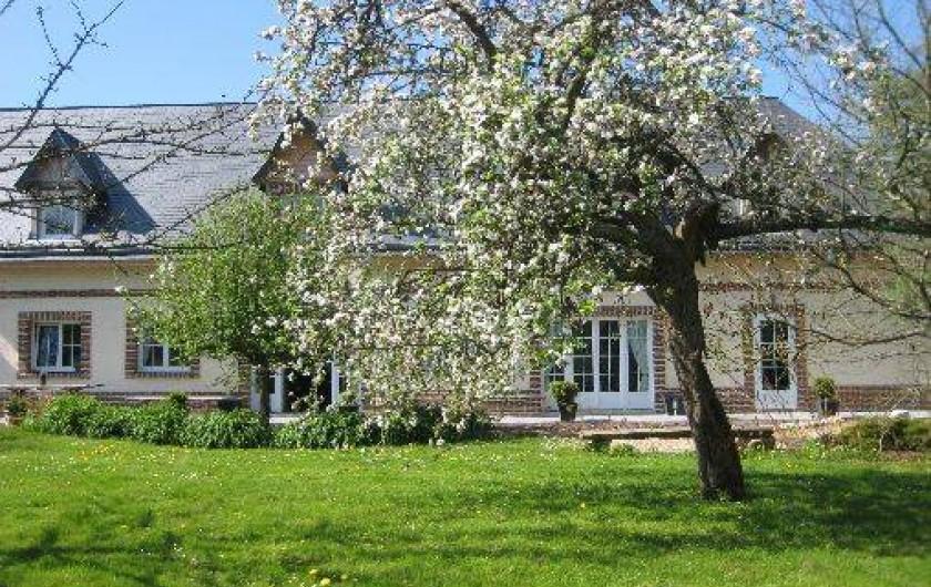 Location de vacances - Chambre d'hôtes à Bec-de-Mortagne