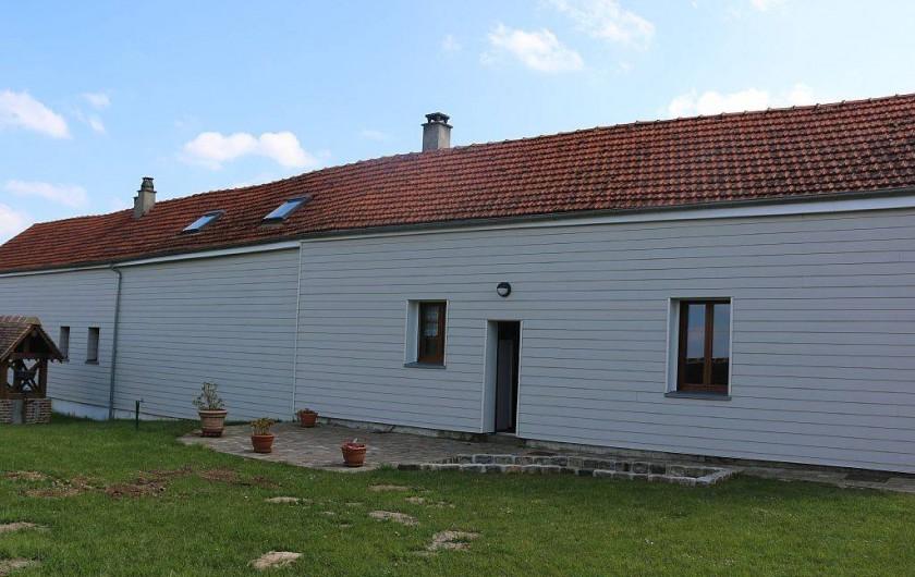 Location de vacances - Maison - Villa à Freulleville