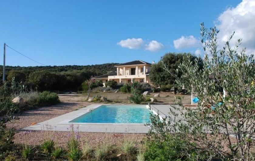 Location de vacances - Gîte à Pianottoli-Caldarello