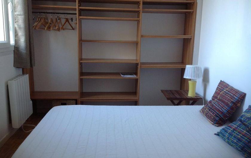 Location de vacances - Appartement à Cassis - Chambre 2