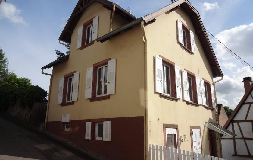 Location de vacances - Appartement à Niederbronn-les-Bains - La Résidence des Thermes