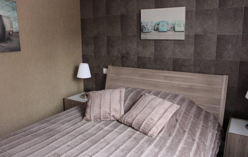 Location de vacances - Appartement à Niederbronn-les-Bains - Chambre