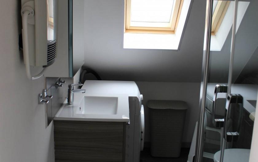 Location de vacances - Appartement à Niederbronn-les-Bains - Salle de bain
