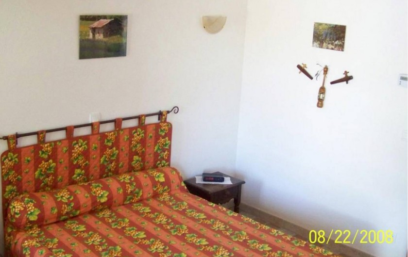 Location de vacances - Chambre d'hôtes à Montauroux