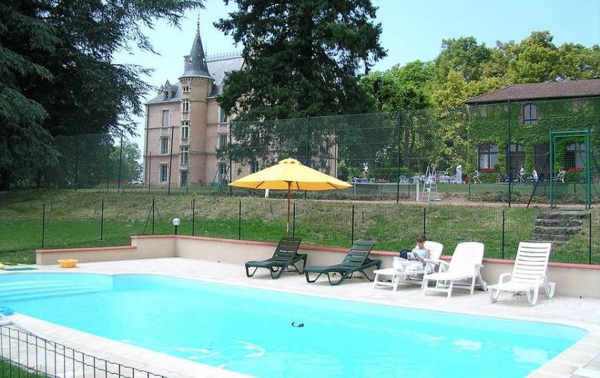Location de vacances - Château - Manoir à Les Halles