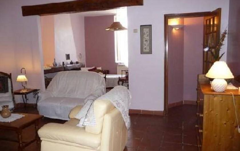 Location de vacances - Appartement à La Fourragère