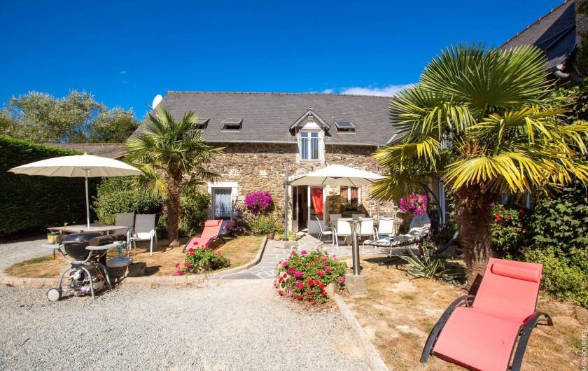 Location de vacances - Chambre d'hôtes à Saint-Méloir-des-Ondes