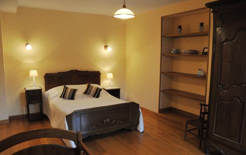 Location de vacances - Gîte à Maligny - Chambre