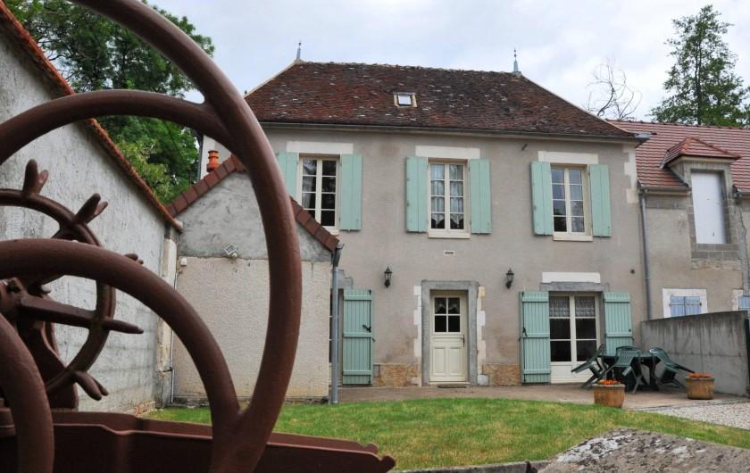 Location de vacances - Gîte à Maligny - extérieur