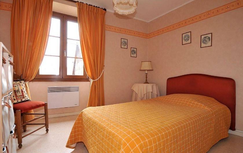 Location de vacances - Gîte à Dambach-la-ville - chambre 1 personne (lit 0,90)