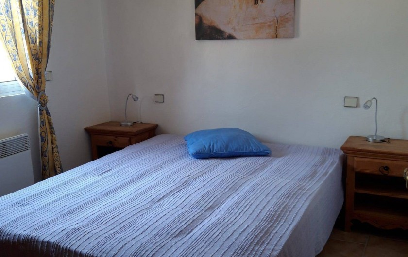 Location de vacances - Villa à Sainte-Maxime - Chambre 3