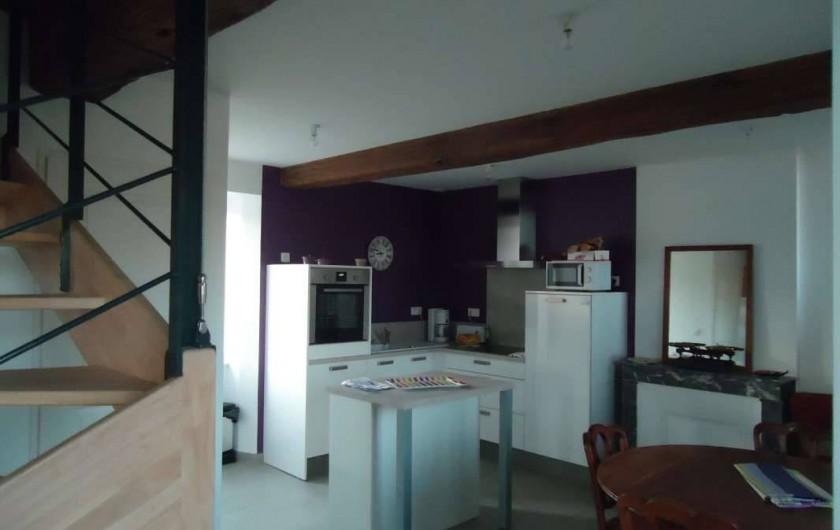 Location de vacances - Maison - Villa à Saint-Gengoux-de-Scissé