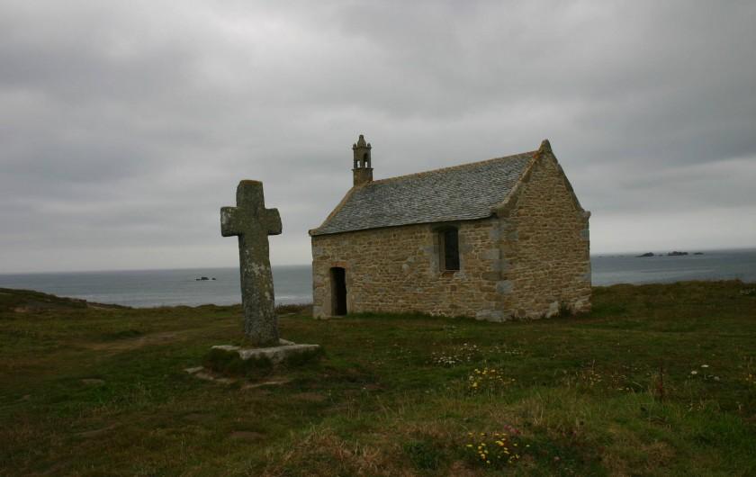 Location de vacances - Gîte à Lanildut - Chapelle de Saint  samson à Landunvez