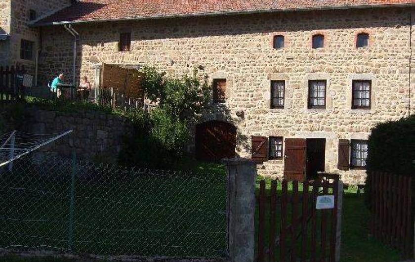Location de vacances - Maison - Villa à Saint-Anthème