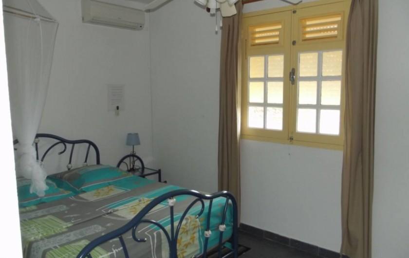 Location de vacances - Villa à Les Anses-d'Arlet - Chambre N°2