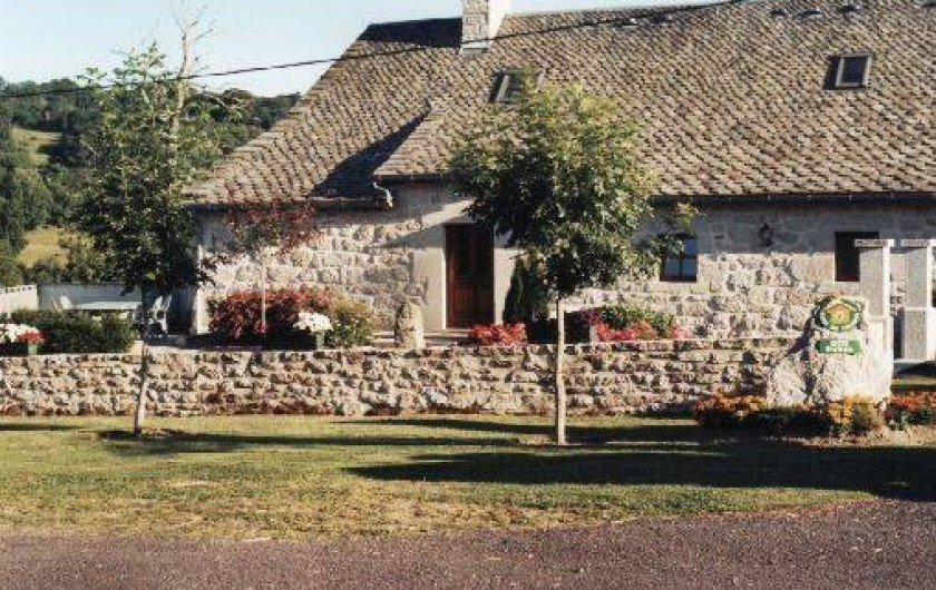 Location de vacances - Gîte à Laguiole