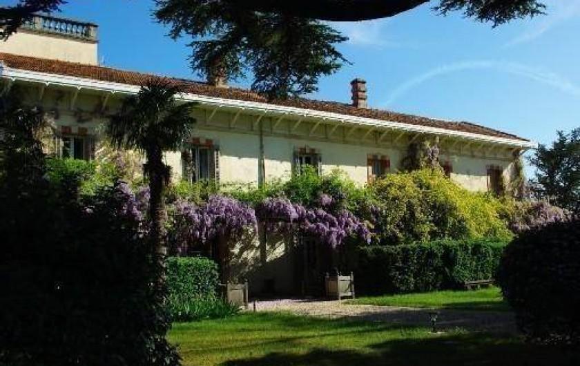 Location de vacances - Maison - Villa à Camaret-sur-Aigues