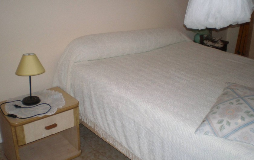 Location de vacances - Appartement à Les Anses-d'Arlet - Chambre climatisée  n° 2