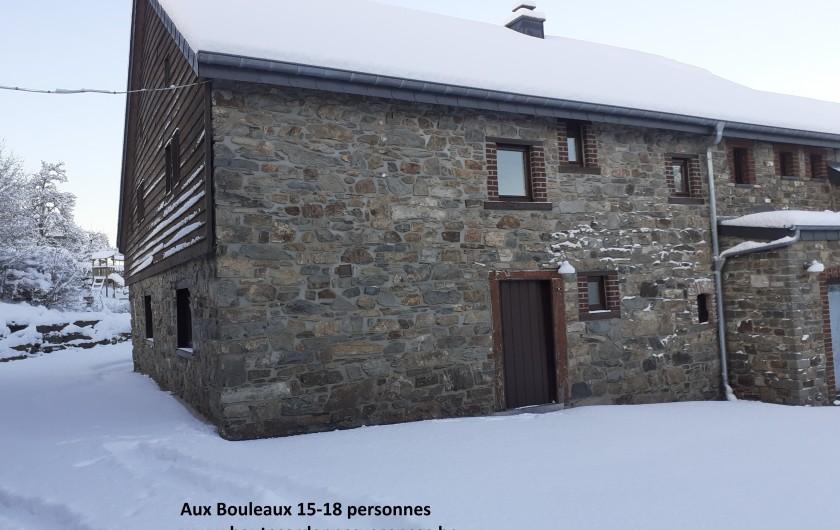 Location de vacances - Gîte à Stavelot - Bienvenue