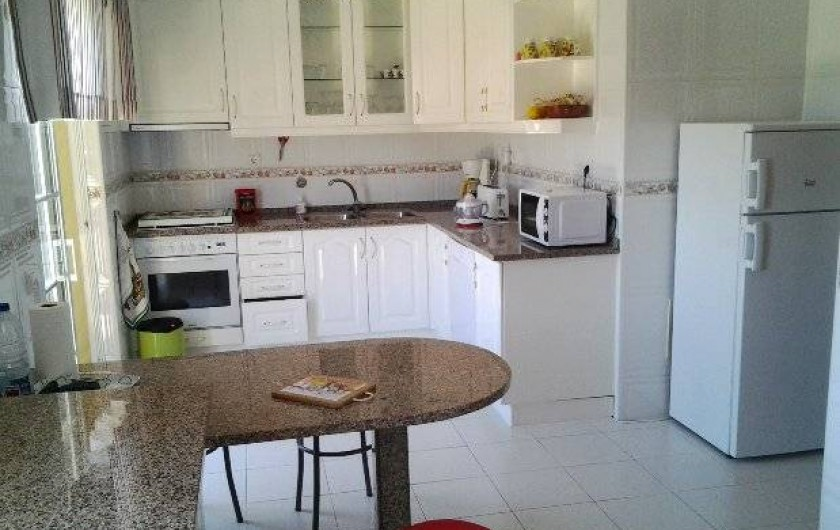 Location de vacances - Appartement à Armação de Pêra - Cuisine indépendante