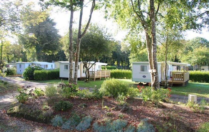 Location de vacances - Bungalow - Mobilhome à Saint-Yvi