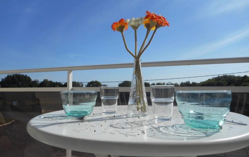 Location de vacances - Maison - Villa à Carantec - BALCON