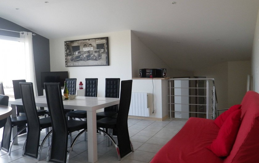 Location de vacances - Maison - Villa à Carantec - SALLE  A MANGER