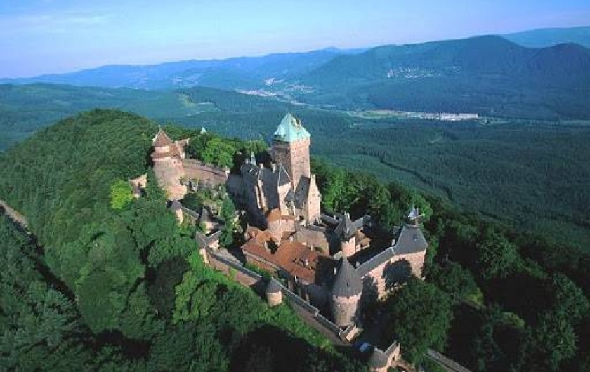Location de vacances - Chalet à Osenbach - Haut koenigsbourg a 45min