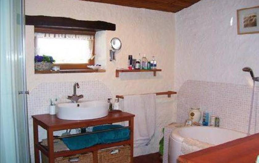 Location de vacances - Maison - Villa à Le Vigeant