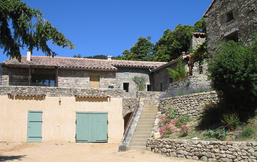 Location de vacances - Gîte à Rocles - Mas