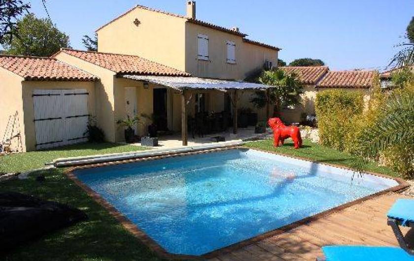 Location de vacances - Maison - Villa à Saint-Tropez