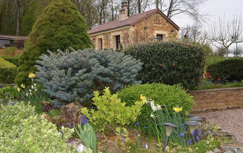 Location de vacances - Gîte à Prats-de-Carlux - Gite au printemps