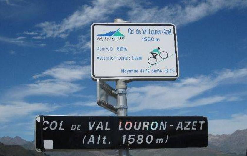 Location de vacances - Gîte à Cazaux-Fréchet-Anéran-Camors